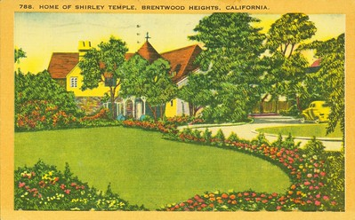 Home of Shirley Temple