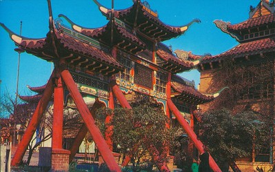 New Chinatown Gateway