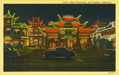 New Chinatown Night