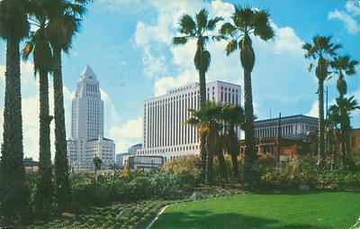 Palms and Civic Center