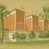 Biltmore Hotel Drawing