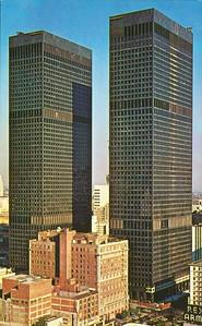 Civic Center Skyline