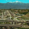 Freeway Intersection and Mount Baldy