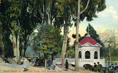 Band Stand at Eastlake Park