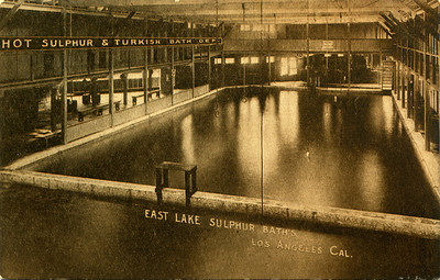 East Lake Sulphur Bath's
