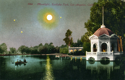Moonlight in Eastlake Park