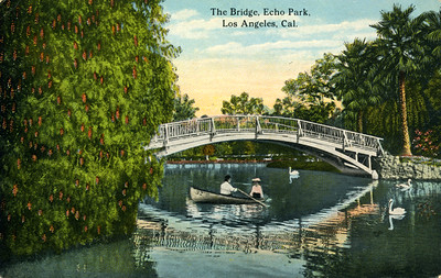 The Bridge in Echo Park