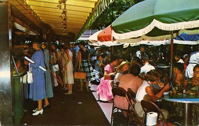Farmers Market Dining Patio