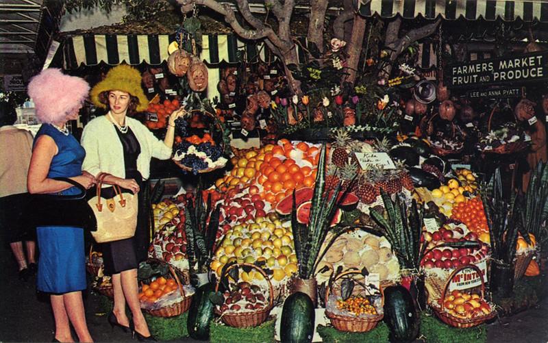 Farmers' Market Colors