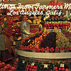 Farmers' Market Produce Greetings