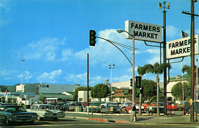 Farmers' Market from the Corner
