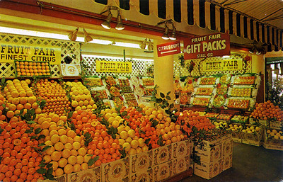 Farmers Market Fresh Fruit