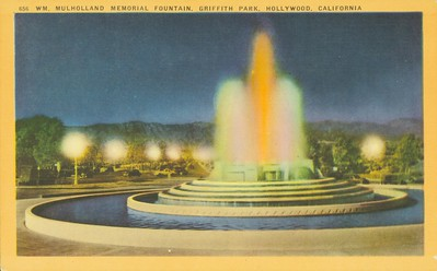 Mulholland Memorial Fountain