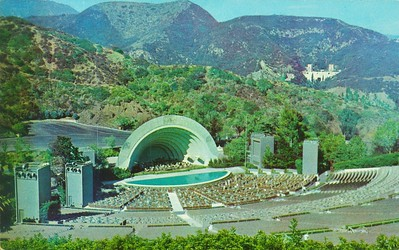 Famous Hollywood Bowl
