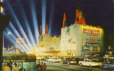 A Chinese Theatre World Premiere