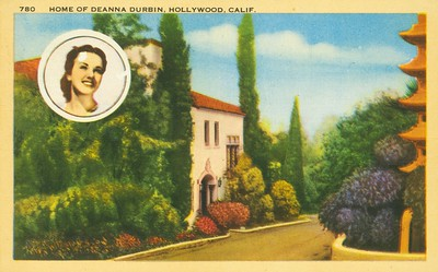 Home of Deanna Durbin