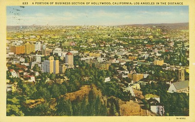 View of Hollywood