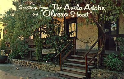 The Avila Adobe