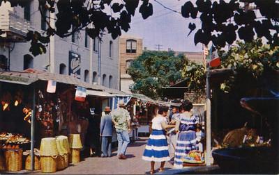 Olvera Street Marketplace