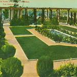 Private Garden Scene