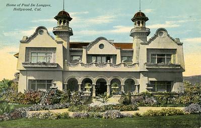 Home of Paul De Longpre