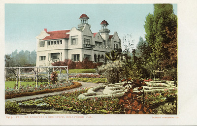 Paul de Longprae's Residence