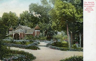 Moorish House in Longpre Gardens