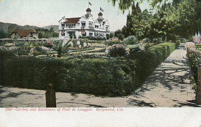 Longpre Garden and Residence