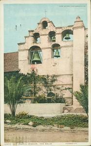 San Gabriel Mission Bells