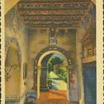 Vestibule of Serra Church