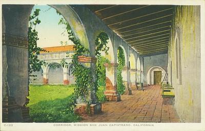 Mission San Juan Capistrano Corridor