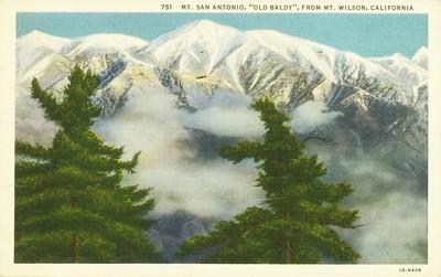 Mt. Wilson View