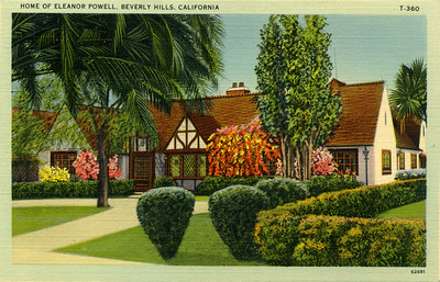 Home of Eleanor Powell