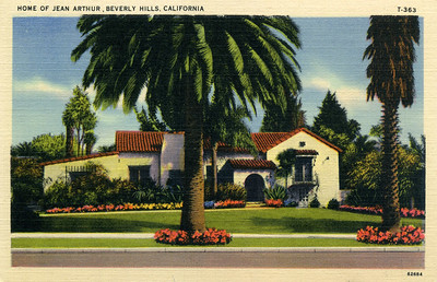 Home of Jean Arthur
