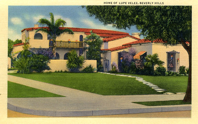 Home of Lupe Velez