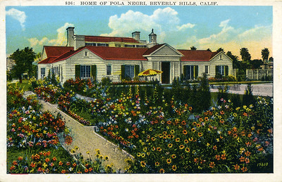 Home of Pola Negri