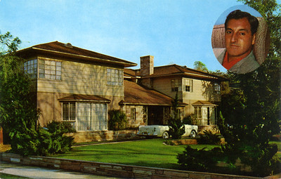 Residence of Danny Thomas