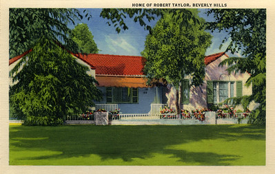 Home of Robert Taylor