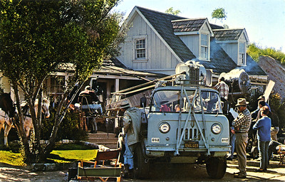 House Exterior Scene