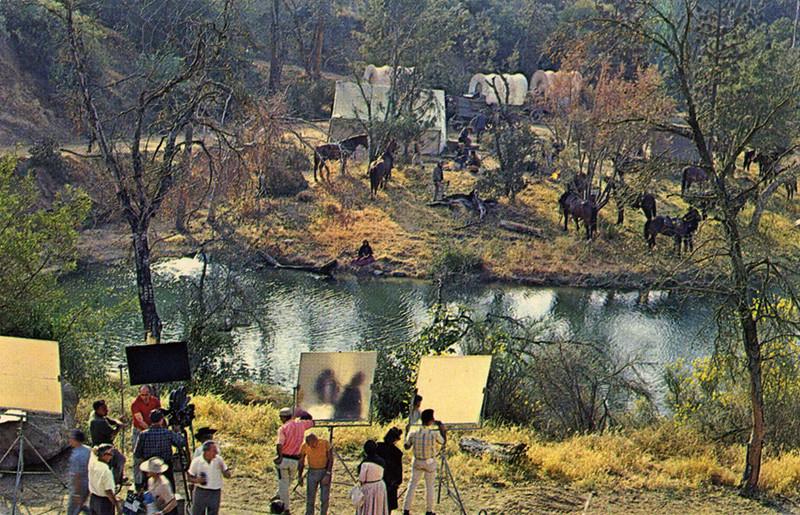 Movie Set Lake