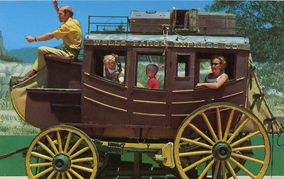 Prop Plaza Wagon Family