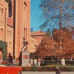 USC Trojan Statue