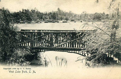 West Lake Park Bridge