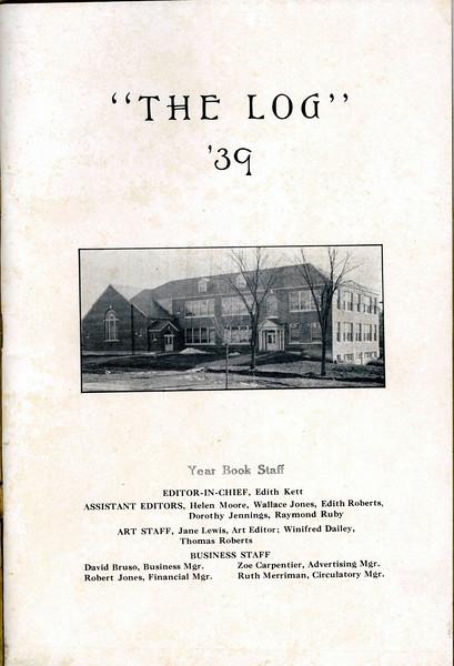 Poultney High School Yearbooks
