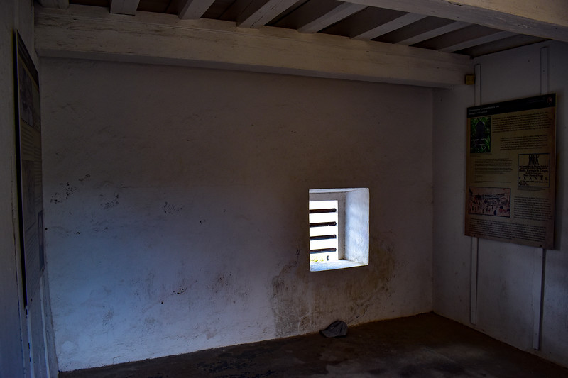 Fort Christiansværn - Rachael Levine's Cell