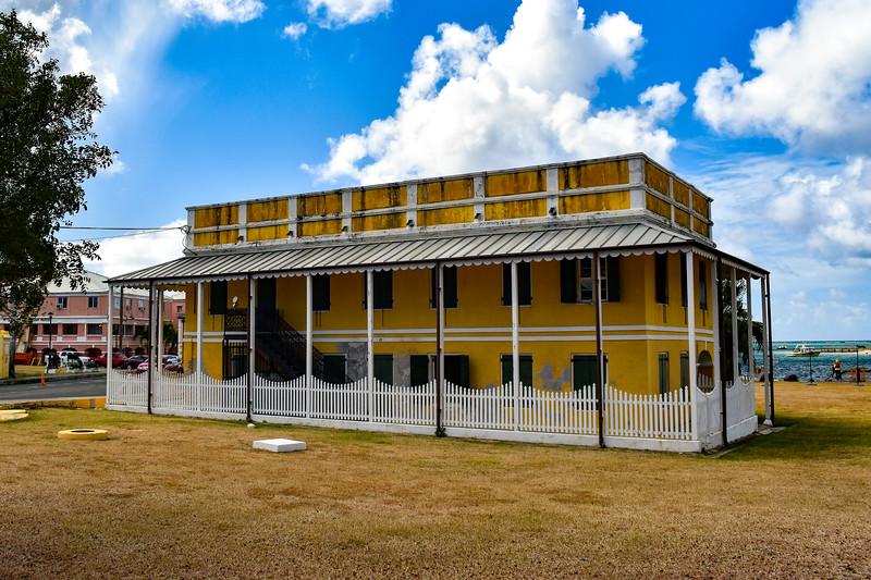 Customs House (ca. 1841)