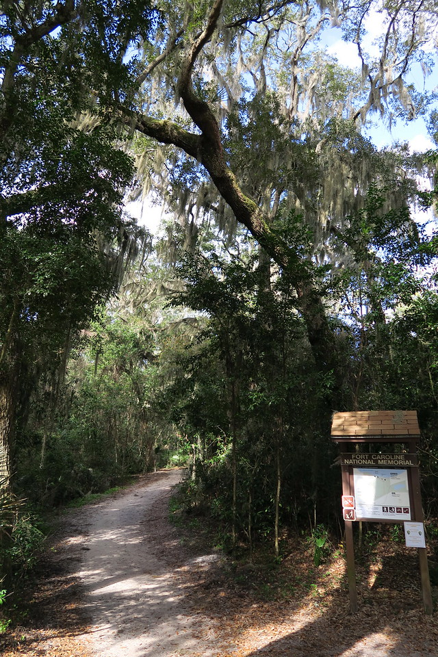 Fort Access Trail
