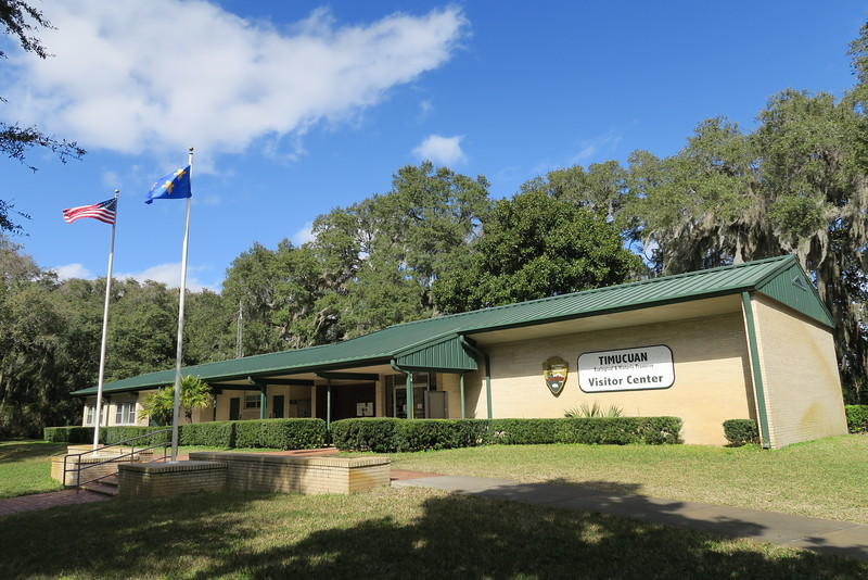 Timucuan Ecological & Historic Preserve Visitor Center