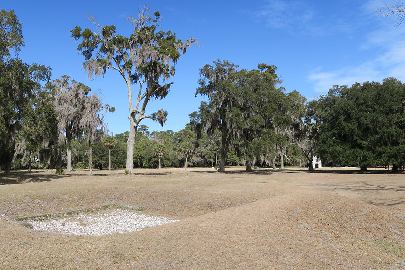 Fort Frederica - Northeast Bastion