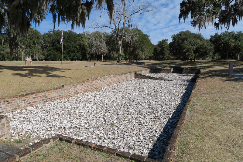 Fort Frederica - South Storehouse